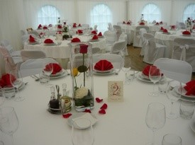 Poročni prostor, poročna lokacija, Polževo