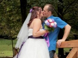 Poroka, Emilija in Bojan, Zaobljuba.si