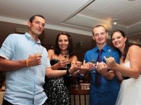 Poročni prstan, mladoporočenca, priče, Zaobljuba.si