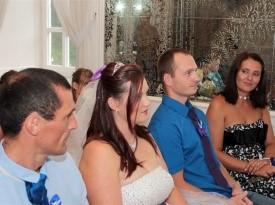 Poroka, poročni obred, poročni prostor