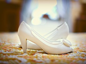Poročni čevlji