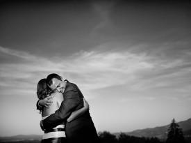 Poročni objem
