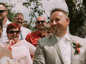 Poroka Petre in Grega, Zaobljuba.si