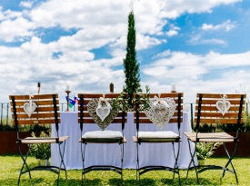 Poročna lokacija, poročni prostor, Gredič