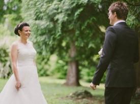 Srečanje ženina in neveste