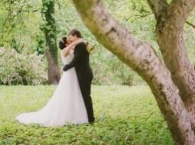 Poročno fotografiranje  -Urška in Domen