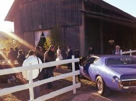 Poročni avto, poročni prevoz, oldtimer, prevoz na poroko