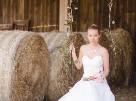 Zlatarnica, poročni nakit