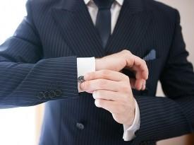 Moški poročni nakit