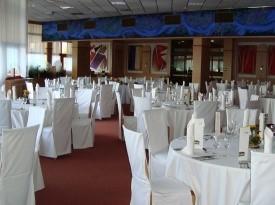 Poročni prostor v Termah 3000.