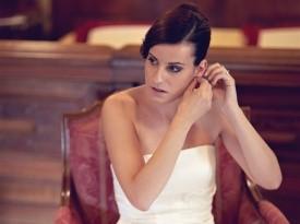 Kendov dvorec, nevesta, priprave na poroko