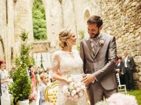 Poročni obred Aida in Dragan Gaič
