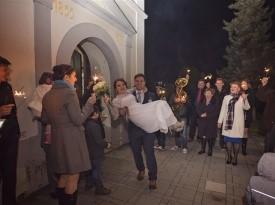 Poroka Andreja in Alen, Zaobljuba.si