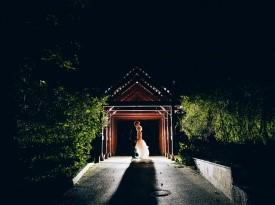 ženin in nevesta, poroka, poročni prostor