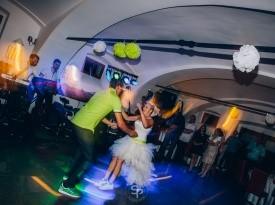 poročni ples, poročni prostor, ženin in nevesta