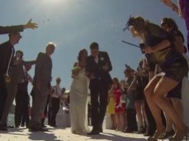 poroka, poročno snemanje, jean kanoyev, zaobljuba