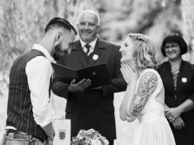 Poroka Pia in Aljaž