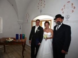 Poročni prostor, Dvorec Visoko, Zaobljuba.si