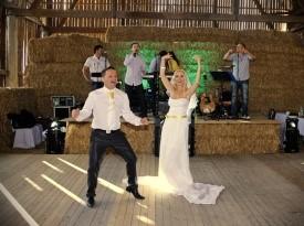 prvi ples, poročni ples, california, kraljica poročnega potovanja