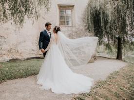 poroka, zakonca Jones, ana gregorič, grad otočec, zaobljuba