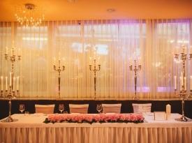 poročna dekoracija, agencija sever, cvetje, baloni