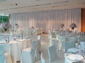 poročni prostor, posestvo brdo, poroka, zaobljuba