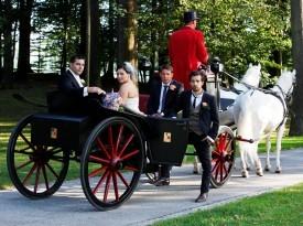 Poroka na Brdu pri Kranju