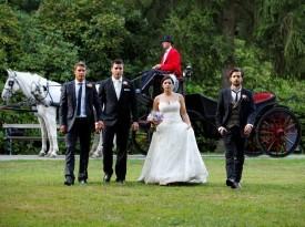 Poroka, ženin in nevesta