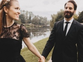 Poroka, Tjaša in Jure, Zaobljuba.si
