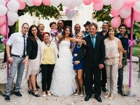 Poroka, svatje, nevesta