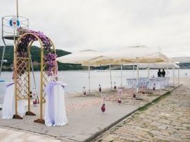 Civilni poročni obred - Strunjan