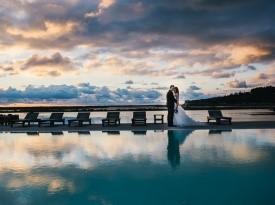 poročni par, zaobljuba, poroka