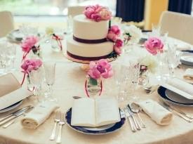 Poročna torta - Grand Hotel Union