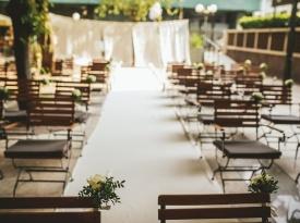 Poroka v hotelu Union