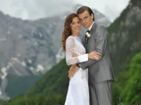 Poroka Anja in Nejc