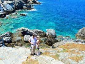 Poroka ob morju, mladoporočenca, poročna fotografija, Zaobljuba.si