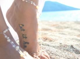 Poroka na plaži, poročna fotografija, nevesta, Zaobljuba.si