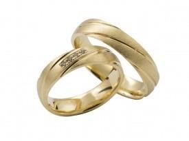 Poročni prstan, poročna prstana in zlata, zlatarna Sterle.
