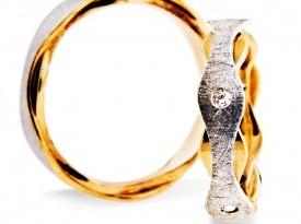 Zlatarne Holc, poročni prstan, poroka