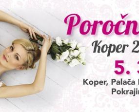 Poročni sejem Koper 2017
