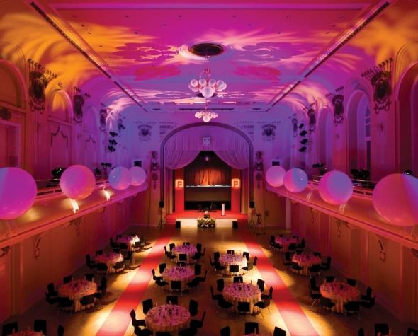 Grand hotel Union - dvorana