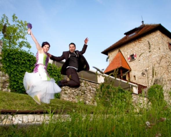 grad tabor laško, pavus restavracija, poroka, poročni prostor