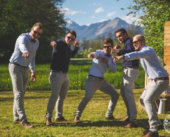 petje na poroki, poroka, il divji