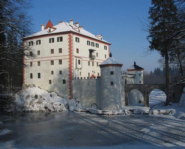 Poročni prostor, poročna lokacija, Grad Snežnik