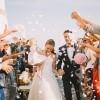 Poročni obred na poročni lokaciji Gredič.