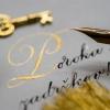 Poročne tiskovine, Literas kaligrafija, poročna vabila, poroka, Zaobljuba.si