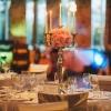 poročna dekoracija, cvetje, svečniki, agencija sever