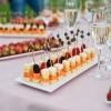 Poročni catering v Termah 3000.