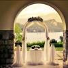 poročna dekoracija, cvetje, poročni šopek, agencija sever