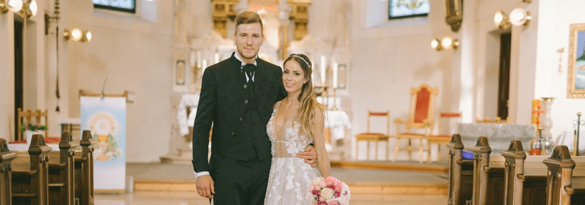 Gospa in gospod Lesjak